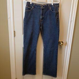 Gap Stretch Boot Cut Jeans
